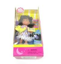 New Pajama Fun Party Maria Kelly Club 2001 Barbie In Box HTF Mattel Sealed - $26.68
