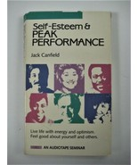 Self-Esteem and Peak Performance by Jack Canfield - 2 Cassette Program -... - $10.23
