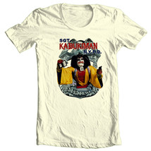 Sgt. Kabukiman T-shirt Troma 1980's classic horror movie Toxic Avenger tee image 2