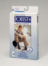 Jobst for Men Moderate Support Over-the-Calf Dress Socks - $38.32