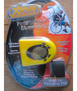 Xtreme Sports Pedometer Stopwatch Ideal for Keeping Fit Armband Yellow  - $12.99