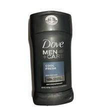Dove Men+Care Antiperspirant Deodorant Stick, Cool Fresh, 2.7 Ounce - $6.92