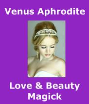 Venus Goddess Love Spell Beauty Sex Appeal AntiAge + Money Love Protection Spell - $157.50