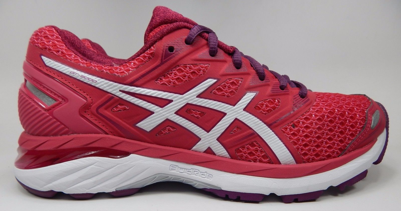 asics gt 3000 v 5 women 39 s running shoes size us 8 m b eu. Black Bedroom Furniture Sets. Home Design Ideas