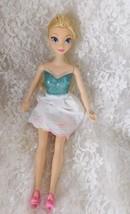 """2013 Disney Frozen Elsa 11 1/2"""" Doll #Y9967 23631- Torso Lights up - No ... - $8.59"""