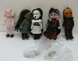 Series 16 MINI Living Dead Dolls FULL SET DEBOXED MINT Mezco - $100.00