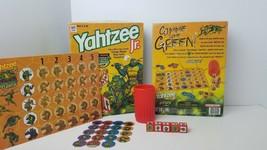 Yahtzee Jr. Teenage Mutant Ninja Turtles Milton Bradley Dice Board Game TMNT - $15.72