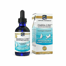 Nordic Naturals Omega 3 Pet - Omega-3s EPA & DHA Fish Oil For Small Dogs... - $33.41