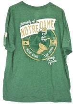 The Shirt 26 Years  2015 Notre Dame Irish Football Golden Tradition Legion XL image 2