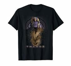 Marvel Avengers Endgame Thanos Disintegrating Portrait Logo T-Shirt Men - $24.99+