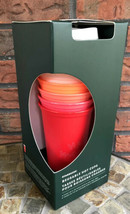 Starbucks 2019 Fall Winter Holiday Christmas Reusable Hot Cups 6 Differe... - $34.30