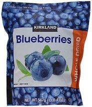 Kirkland: Whole Dried Blueberries 20 Oz (3 Pack) - $50.68