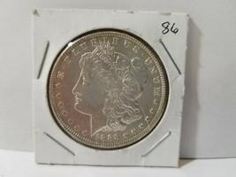 1886 MORGAN DOLLAR Ungraded Nice! #BS34 - $42.75