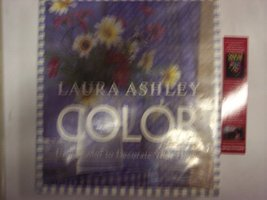Laura Ashley Color: Using Color to Decorate Your Home [Nov 14, 1995] Ber... - $15.97