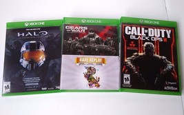 Call of Duty: Black Ops III + Gears of War/Rare Replay + Master Chief XB... - $49.95