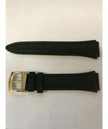 Citizen Men's BM6574-09E Watch Parts Band Black Leather Watch Band Repla... - $59.99