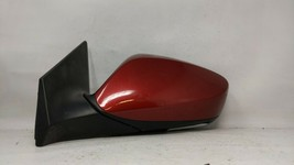 2014-2016 Hyundai Elantra Driver Left Side View Power Door Mirror Red 80264 - $206.91