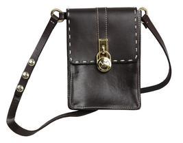 Michael Kors MK Women's Premium Leather Purse Belt Fanny Pack Bag 552527 image 5