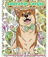 Corgi Adult Coloring Book - $476,97 MXN