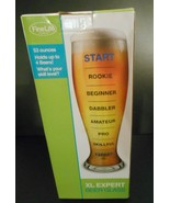 Finelife  Expert 53 ozs  Clear Beer Glass Boxed Gift - $12.53