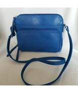 Charming Charlie  Crossbody Bag Medium Blue Medium  - $35.64