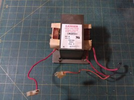 7OO55 Transformer From Samsung MW5330T Microwave, 120VAC Primary, Very Good Cond - $35.41