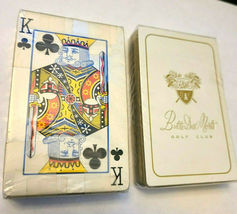 Butte Des Morts Golf Club Double Deck Playing Cards image 4
