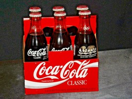 1996 Coca-Cola Classic Commemorative Bottle Series AA-191693  Vintage 49000-0813
