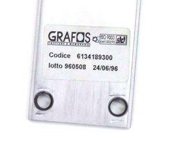 GRAFOS 6134081900 FACE PLATE W/ GRAFOS 6134189300 PLATE image 6