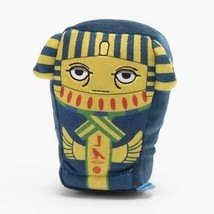 barkbox The Ferocious Pharaoh squeaky Plush Dog Toy