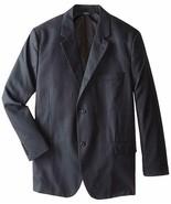Perry Ellis Mens Big & Tall Blazer 50 Long Navy Blue Travel Luxe Sports ... - $121.48