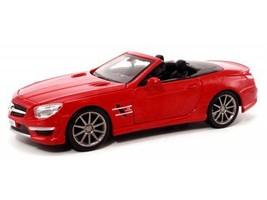 Mercedes Benz SL63 AMG (2012) Diecast Model Car 31503 - $25.44