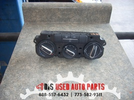 2012 VW JETTA TEMPERATURE CONTROL