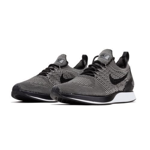 new product b5271 f242f 57. 57. Previous. Men s Nike Air Zoom Mariah Flyknit Racer Running Lite  Charcoal Black 918264 008