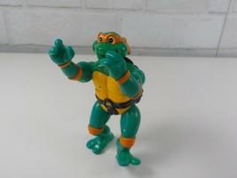 1992 Teenage Mutant Ninja Turtles Michelangelo Action Figure - $8.95