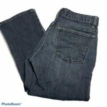 GAP Kids 1969 Super Skinny Girls Jeans,  Size 12 Regular, Adjustable Waist  Blue - $9.50