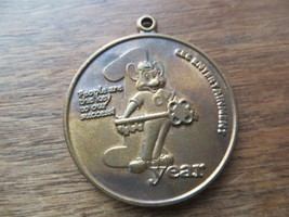 Congratulations 1ST Year C.E.C.Entertainment Award Keychain Merchant Token - $14.25