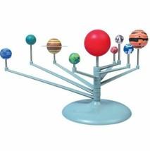 Nine Planets Model Kit DIY Solar System Science Kids Educational Project - $13.86