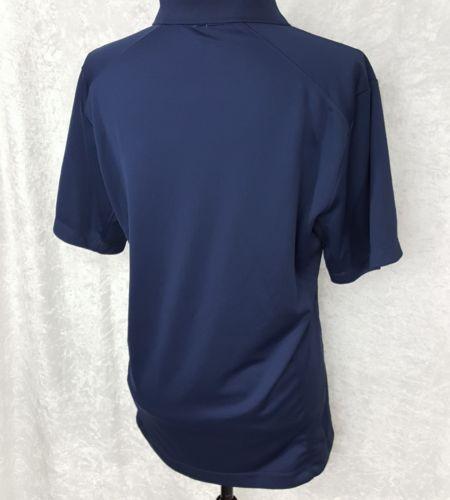 4be40bfa Nike Golf Dri-Fit Disney Cruise Line Navy Polo Shirt Mens Size Medium