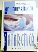 Antarctica by Kim Stanley Robinson 1998 HC w/DJ Sci-Fi - $4.00