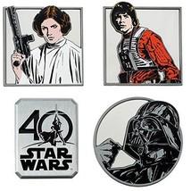 40th Anniversary Pin Badge Set Star Wars Episod... - $120.94