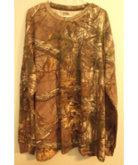 Men Russell Outdoors NWOT Long Sleeve Camouflage T Shirt Size Large - $24.95