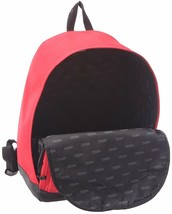 WeSC We are Superlative Conspiracy Cullen Lollipop Red Backpack School Bag NWT image 2