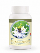 4 Bottles DXN Black Seed Cumin Plus 90 Capsules Kalonji Natural Nigella ... - $123.14