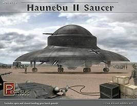 PH9119 1/144 WW.II German Secret Weapon Haunib II Flying Saucer - $82.12