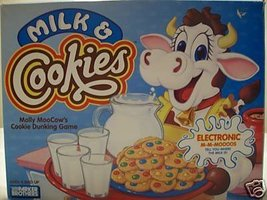 Milk & Cookies - Molly MooCow's Cookie Dunking Game - $45.09