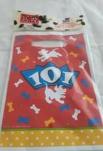 Disney 101 Dalmation 8 Treat Party Favor Sacks Bags Hallmark Party - $5.89