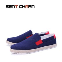 Loafers Patchwork On Shoes Colors Men Slip Toe Fashion Comfo Mixed Round Summer EqR8YwWxX