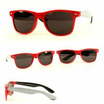 NCAA Alabama Crimson Tide Sunglasses Houndstooth  Glass Sunglass Shades Beach - $5.89