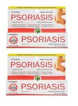 Dr Sheffield Psoriasis Moisturizer 2% Salicylic Acid 1oz (2 Pack) Pharmacy Fresh - $6.92